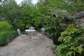Idyllic 2-bedroom cottage in Wellow, Bath. Suit single/couple.