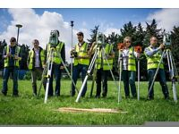 SETTING OUT ENGINEER / SITE ENGINEER / LAND SURVEYOR, 2 WK COURSE
