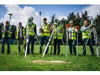 Setting-Out Engineer, Land Surveying Course, 2 weeks