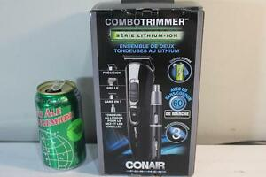 Tondeuse Combo Trimmer Conair. Neuf