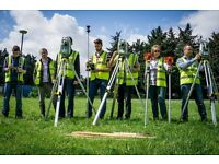 Training Course: SETTING OUT ENGINEER / SITE ENGINEER / LAND SURVEYOR, 2 WK COURSE