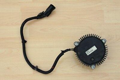 RADIATOR COOLING FAN MOTOR + CONTROL MODULE (DIESEL) - Jaguar S-Type / XJ X350