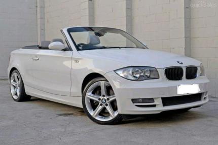 BMW 120i e88 Auto  Merrylands Parramatta Area Preview