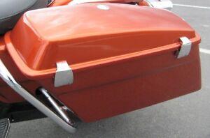 Harley Road King & Electra Glide Hard Saddlebag Latch Kit for Police Saddlebags