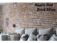 Red Brick Slips