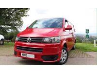 """VW T5.1 2010 2ltr Turbo 4x4 140bhp 6 gears 7""""screen"""