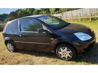 2006 Fiesta Style AC -1 YR MOT & FSH Cheap car, first to see will buy Reliable car