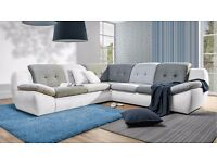 Delivery 1-3 days traditional form relaxation and comfort Mello brand new UNIVERSAL corner sofa bed