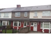 To Rent 3 Bedroom House in Tremorfa Cardiff DSS Welcome