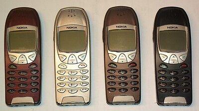 Guterhaltenes Nokia 6210 Handy | Rechnung | 1 Jahr Gewährleistung (o. Simlock) Os Handys
