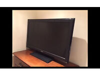 """Sony 37"""" full hd tv with 1080p"""