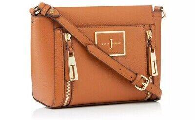 J by Jasper Conran Tan Faux Leather Cross Body Bag