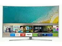 "Samsung 55"" 4k HDR UHD SMART WI-FI TV LIKE NEW UE55KU6400 New KU series."