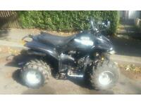 Necat moto 125cc fully automatic