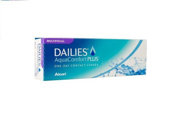 Focus Dailies Aqua Comfort Plus Multifocal 1x90  günstig