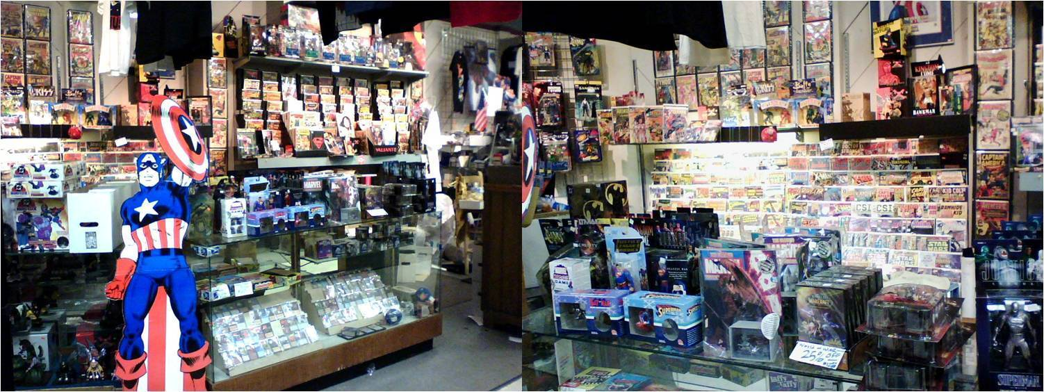 Leatherwood Collectibles and Comics