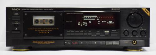 Denon DR-70 3-Head Stereo Cassette Tape Deck Japanese Version