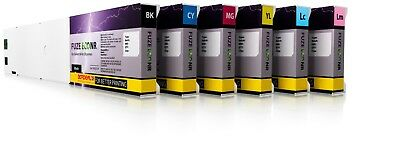Bordeaux 440ml Ink Cartridge For Roland Eco Sol Max 2 All Colors