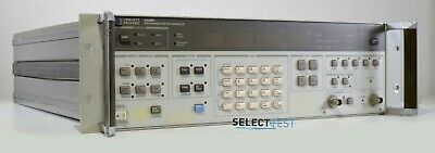 Agilent Hp 3325b 21 Mhz Synthesizer Function Generator Woptions Ref 901g