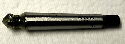 Senker, Kegelsenker D 9,4 mm, 90°,  Schaft MK 1 HSS, Lesto Drehbank