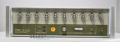 Pts 500 500m701ga Frequency Synthesizer 1 Mhz - 500 Mhz Ref816