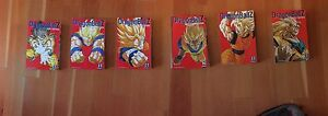 Dragon Ball Z Books Vizbig 4-9