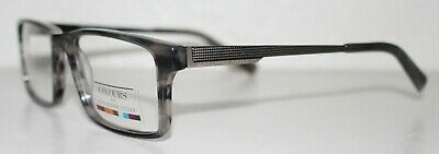 ALEXANDER JULIAN COLOURS TARTAN DK GREY New Optical Eyeglass Frame For (Frame For Eyeglass)