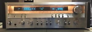 PIONEER SX-3800 SX 3800 VINTAGE STEREO RECEIVER.