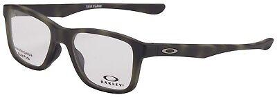 Oakley RX Eyeglasses OX8107-0551 Trim Plane Matte Green Tortoise [51-18-135]