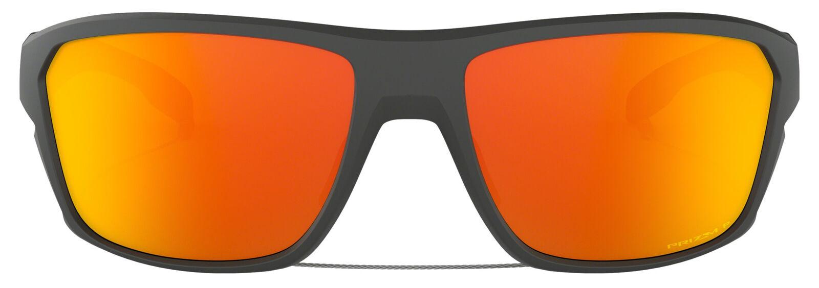 473485f36639 Oakley Split Shot Men s Sunglasses - Matte Heather Grey Frame