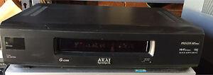 Akai Pro GX-4 Professional Hi-Fi VCR VHS Video Cassette Recorder Stanhope Gardens Blacktown Area Preview