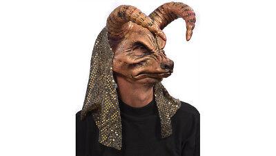 Devil Dog Mask, Zagone, Egyptian, Anubis, Jackal, God, Zagone Studios (Egyptian Jackal Mask)
