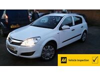 2008 Vauxhall Astra 1.3 DIESEL*AA APPROVED*Full Service History*Fresh MOT*Low Tax&Insurance*2 Owners