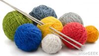 Knitting Lessons come to you!
