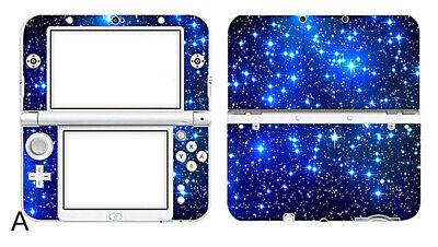 Adhesivo Skin para Nintendo New 3DS XL Galaxy Galaxia N3DS STOCK EN...