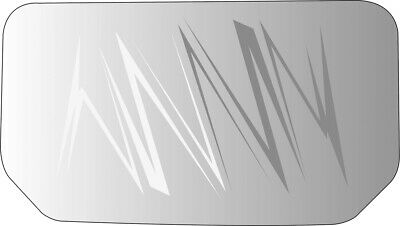 6717874 Rear Glass For Bobcat 751 753 763 773 Skid Steer Loaders