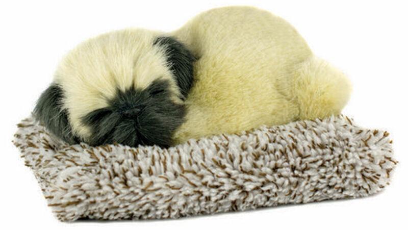 Pug Perfect Petzzz Mini Snoring Dog Stuffed Animal