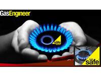 Gas Electric Cooker install & Cert £30