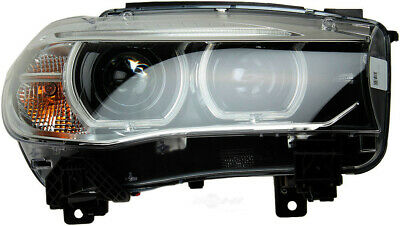 Headlight Assembly-Marelli Right WD Express 860 06258 321