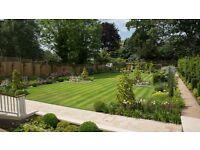 Maintenance Gardener upto £25k plus Bonus and Van