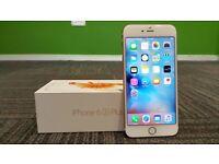 Iphone 6S Plus 64gb Ee Gold