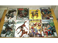 49 x Marvel & DC Comics