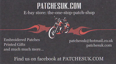the one stop patch shop