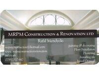 MRPM Construction & Renovation Ltd