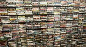 2500 DVDs for sale. Individually or bulk.