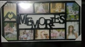 Photo picture collage frame