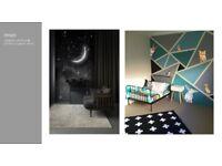 Artist ( Interior design, mural painting, Sign writing, Kids bedroom, ,Street art, Graffiti)