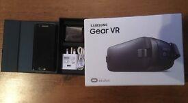 Samsung S7 Galaxy Edge and Samsung Gear VR