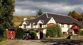 Sous Chef / Chef de Partie for Busy Inn and Restaurant