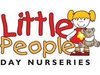"Nursery Assistant required for ""Outstanding"" friendly nursery, Part time/Full time required."